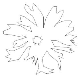 planta en planta bloque autocad