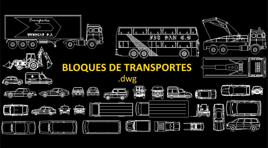 bloques transportes